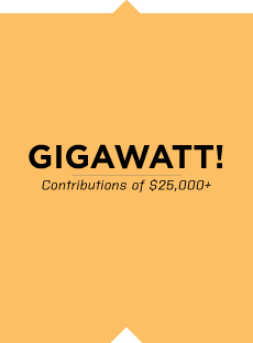 Gigawatt contribution at least $25,000